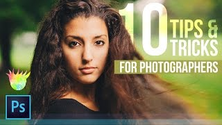 10 Photoshop Tips and Tricks for Photographers | Educational