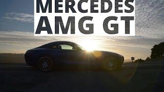 Mercedes AMG GT S 4.0 V8 510 KM, 2014 - prezentacja AutoCentrum.pl #138