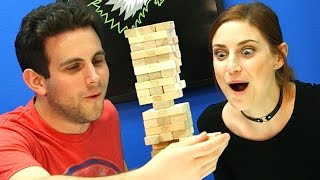 Literally Just Playing Jenga! SourcefedPLAYS