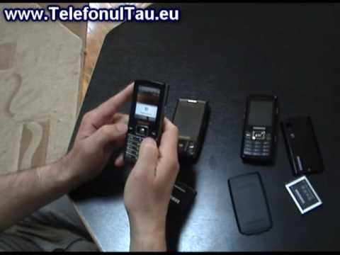 Samsung Dual Sim C5212,D780,D880 Review ( In romana )