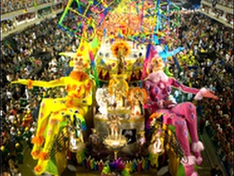 Du lịch Brazil - Choáng ngợp với lễ hội Carnival Rio de Janeiro, Brazil