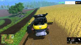 farming simulator 2015 harvesting corn would you like to see more of this stuff