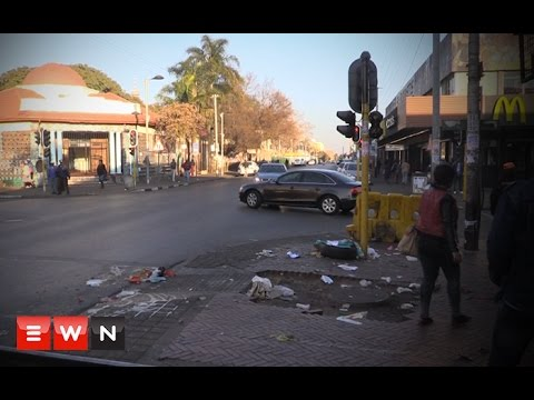 Are the troubles in Yeoville a ticking time bomb?