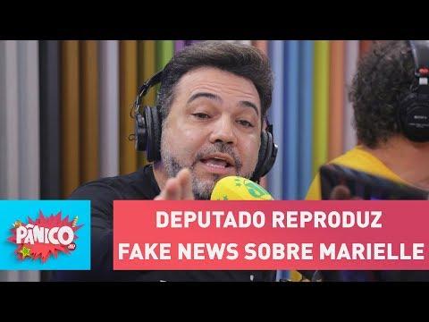 "Feliciano lamenta morte de Marielle, mas diz que PSOL ""nem partido é"""