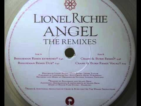 Lionel Richie - Angel [Crash & Burn remix] mp3