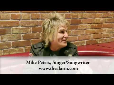 Interview with Mike Peters
