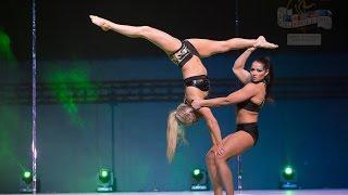 Doubles World Champions 2015 - Lisette Krol & Terri Walsh - IRELAND