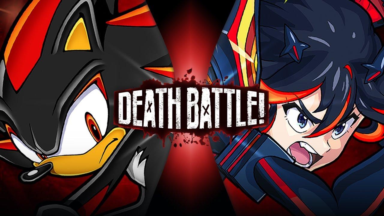 Download Shadow VS Ryuko (Sonic the Hedgehog VS Kill la Kill) | DEATH BATTLE!