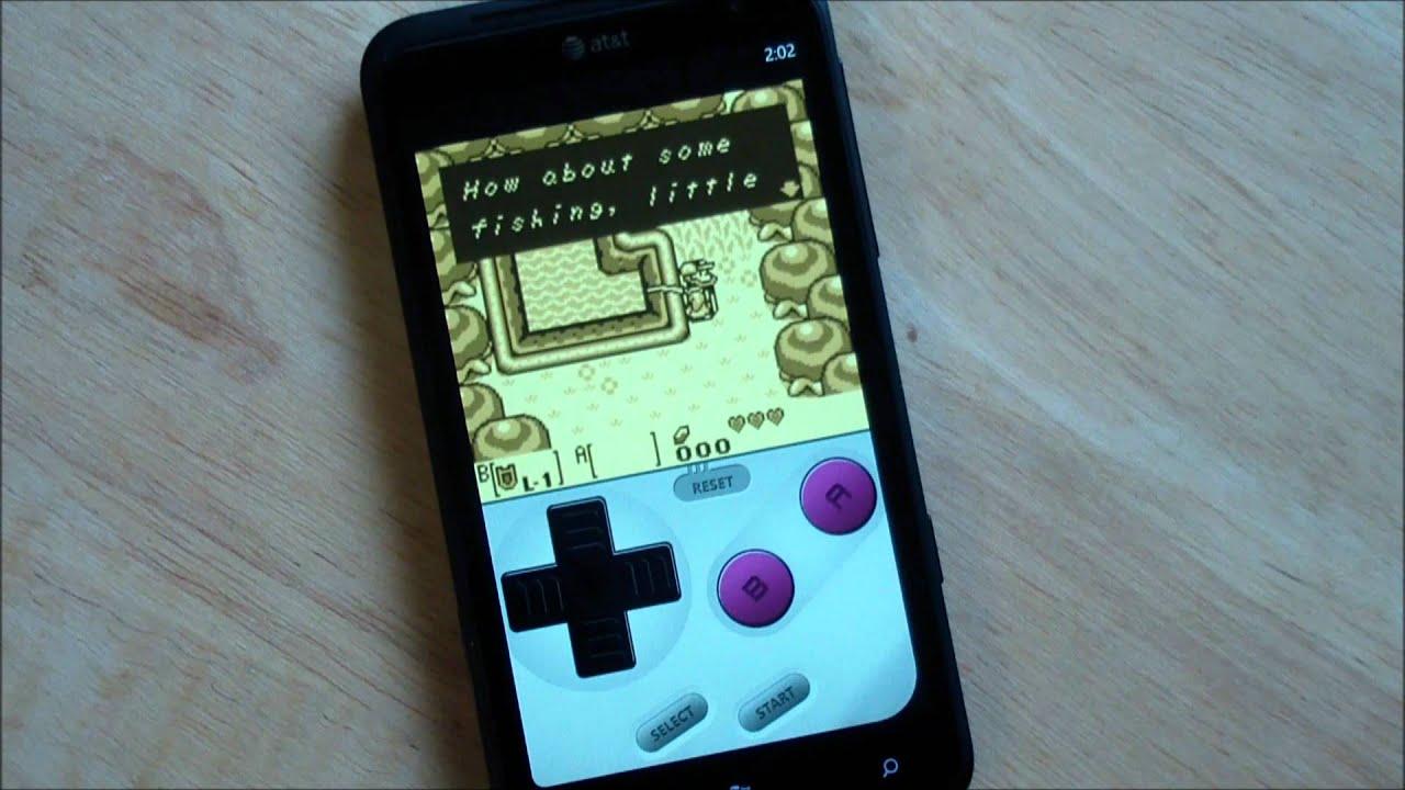 Gameboy color emulator windows phone - Gameboy Emulator For Windows Phone