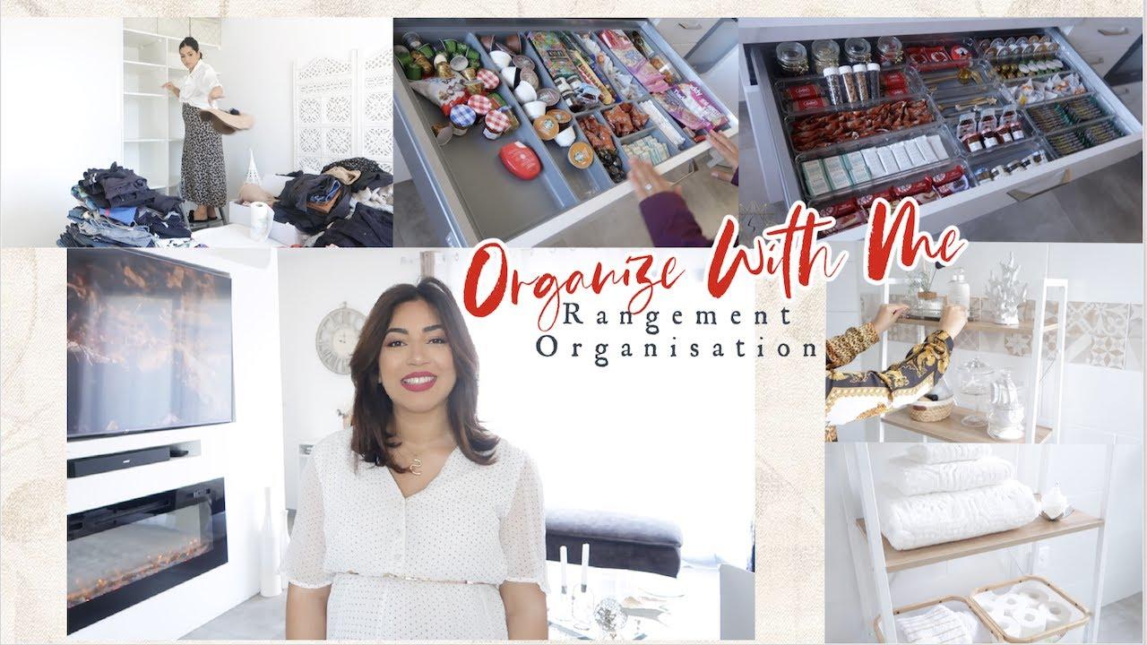 Organize With Me⎜Rangement & Organisation STOKOMANI