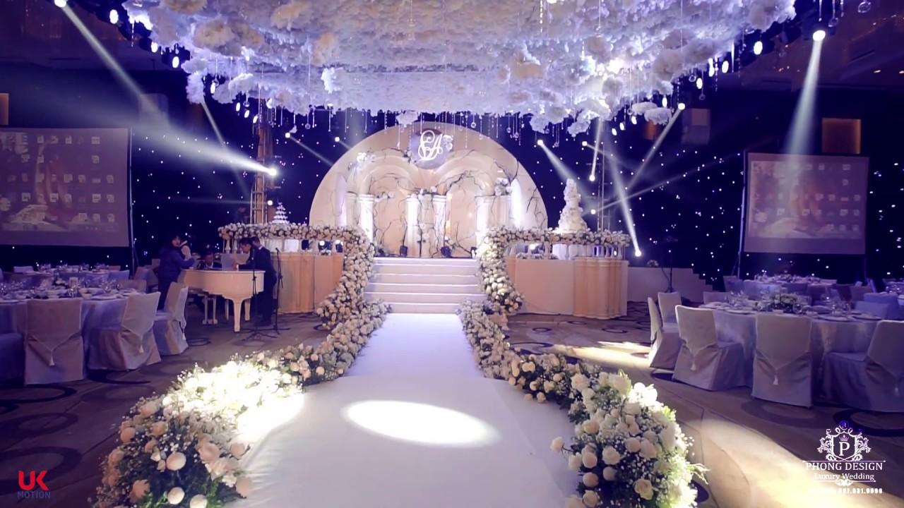 phong design luxury wedding youtube