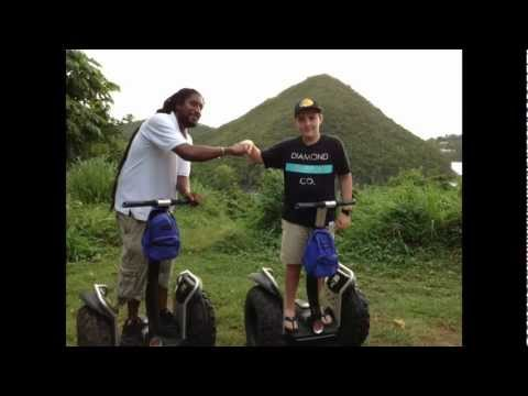 LucianStyle Segway Day Tour in St. Lucia