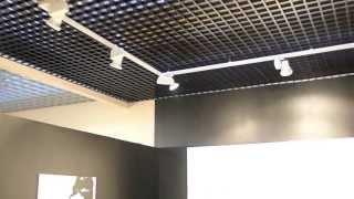 Трековый светильник Robin 70 W (Lug) белый  (видео. ТЦ Москва) G12(, 2013-05-10T20:49:47.000Z)