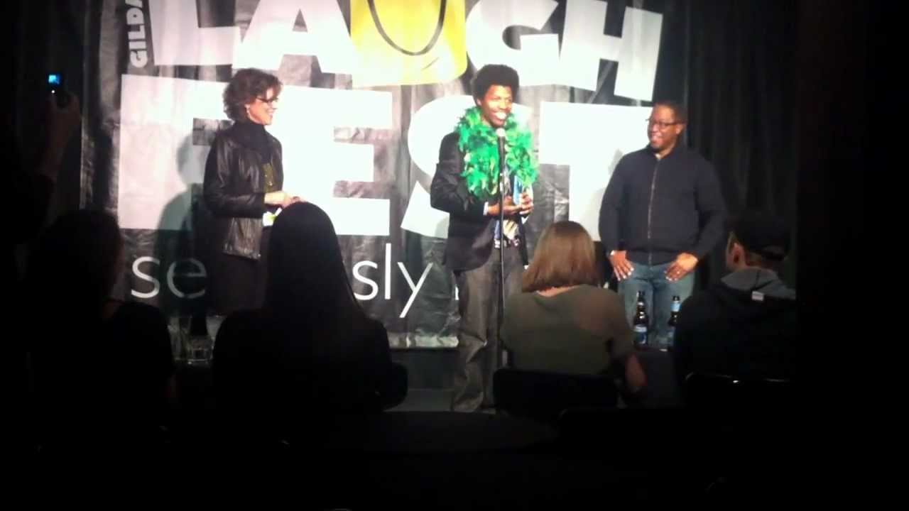 Comedian Mike E. Winfield Wins Gilda's LaughFest 2013 $10,000 National Comedy Competition
