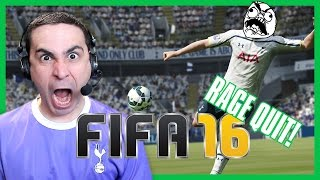 ΕΙΜΑΙ ΚΡΙΜΑ! (FIFA 16 Online - Seasons)