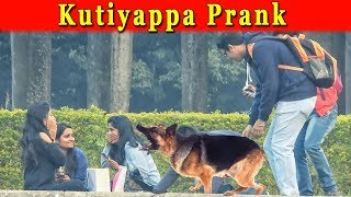 Dog Bark Prank On Girls || Funny Reaction Of Girls || Pranks In India 2018 || Funday Pranks