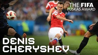 #puskasaward DENIS CHERYSHEV GOAL – VOTE NOW!