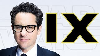 JJ ABRAMS CONFIRMED TO DIRECT STAR WARS EPISODE IX! BREAKING!