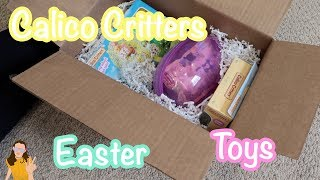 BRAND NEW Calico Critters for Easter 2019!   Kelli Maple
