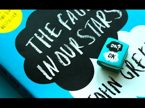 book report fault in our The fault in our stars,  the stars align: book to screen audio commentary by director josh boone & author john green promotional featurettes:.