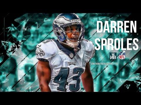 Darren Sproles Philadelphia Eagles Highlights ᴴᴰ