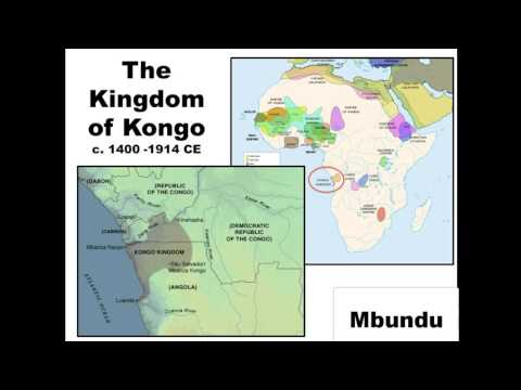 The Kingdom of Kongo
