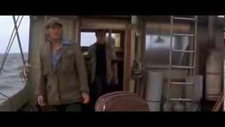 """LO SQUALO - Scena """"ci serve una barca piu' grossa"""""""