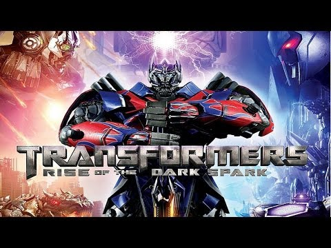 Transformers Rise of The Dark Spark Walkthrough Complete Game Movie