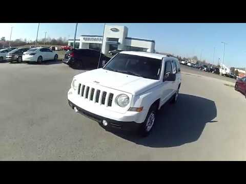 Used 2011 Jeep Patriot Sport Features & Walkaround Review - Heritage Ford - Corydon, IN