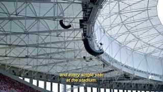 Vídeo que mostra um pouco do trabalho da Loudness Projetos Especiai...