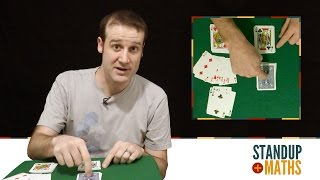 Mind-boggling Card Trick (you can try at home)