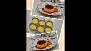Bánh Flan ngon, thơm, béo và  rất dễ làm.