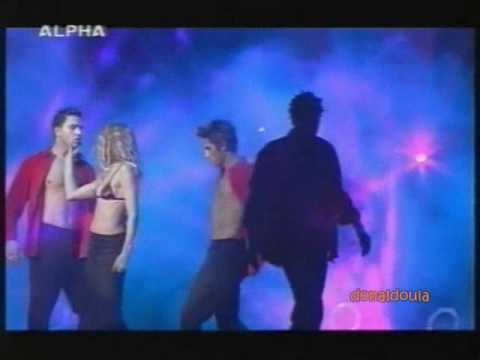 Anna Vissi - No Tomorrow Moro Mou , Live Royal Albert Hall 05/03/2000