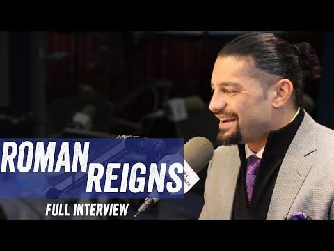 Roman Reigns - Traveling, Football, Brock Lesnar - Jim Norton & Sam Roberts