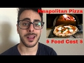 How Much Profit Margin in Neapolitan Margherita Pizza ?