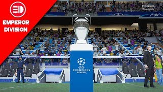 FIFA 19 UEFA Champions League Exclusive First Look