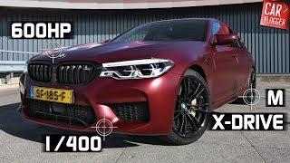 INSIDE the NEW BMW M5 First Edition 2018 | Interior Exterior DETAILS w/ REVS