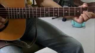 浜田省吾さん『あの頃の僕』を弾き語りました。