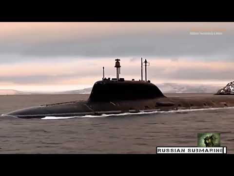 Russian nuclear submarine successfully test fires Kalibr cruise missile