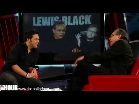 Lewis Black on The Hour with George Stroumboulopoulos