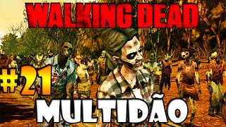 Milhares de Zumbis =O - The Walking Dead #21