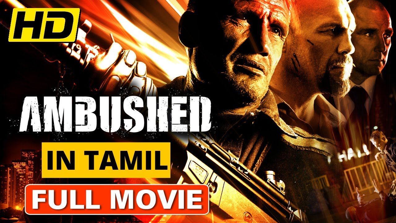 Ambushed Full Action Movie - தமிழில் - New Hollywood Tamil Dubbed Action Film - Dolph Lundgren Movie