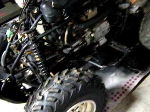 Honda Rancher Clutch Adjustment Related Keywords