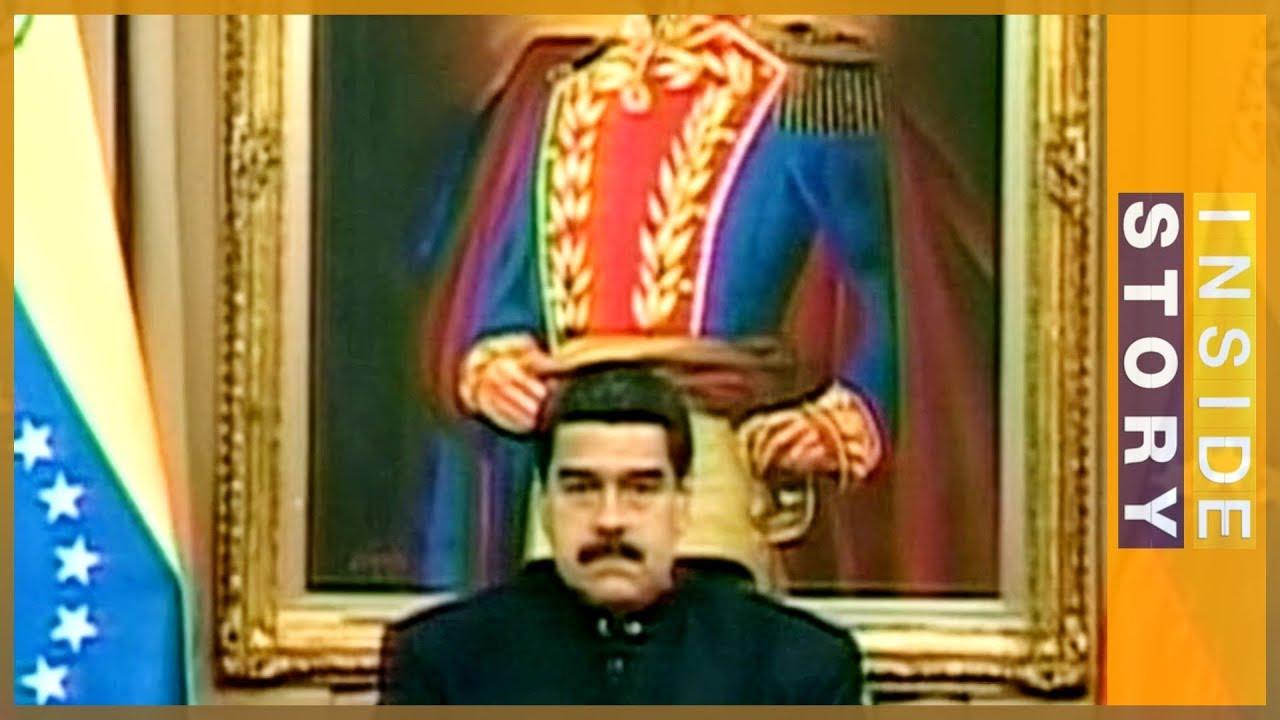 Trump's Threat to Invade Venezuela Boosts Embattled Leader Maduro