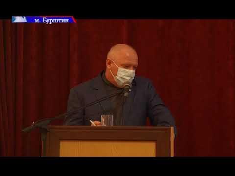ТРК РАІ: З метою запобігання поширенню COVID-19 сесію Бурштинської міської ради провели з обмеженнями