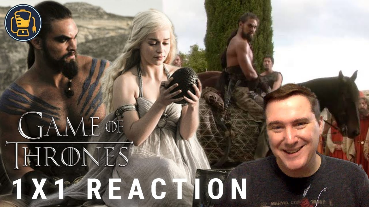 """Download Game of Thrones Reaction   1x1 """"Winter is Coming"""""""