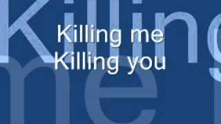 Sentenced- Killing me Killing you