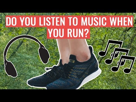 Do You Listen To Music When You Run?
