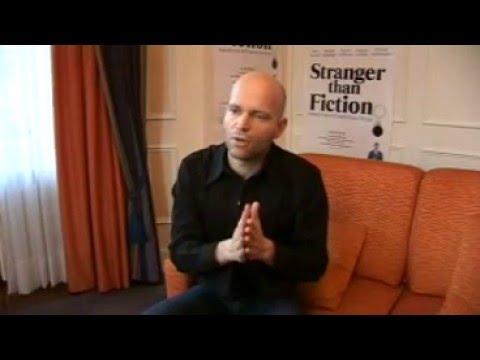 Marc Forster im Interview mit Isabella Fischer zu 'Stranger than fiction'