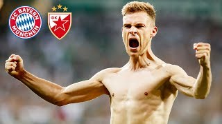 """I want to win the Champions League with Bayern"" 